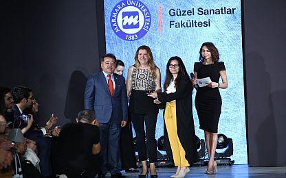 MÜGSF Tekstil Bölümü Diploma Projeleri Defilesi
