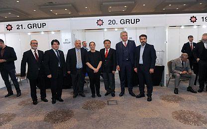 İstanbul Sanayi Odası Çorap Meslek Komitesi seçimi