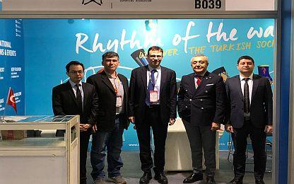 ÇORAPÇILAR Shanghai İnternational Hosiery Purchasing Expo 2018 de