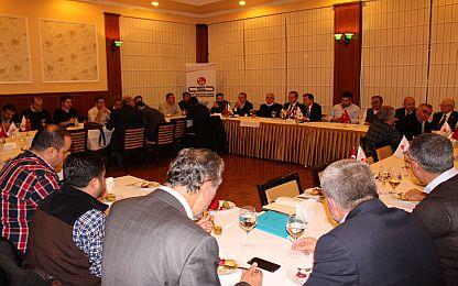 2015 ÇSD Geleneksel Üye Toplantısı