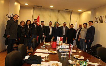 ÇSD&Kazakistan Ticaret Heyeti Toplantısı
