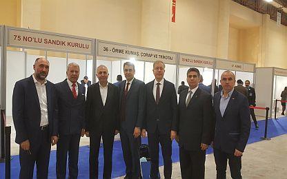 İstanbul Ticaret Odası 36. meslek komitesi seçimi